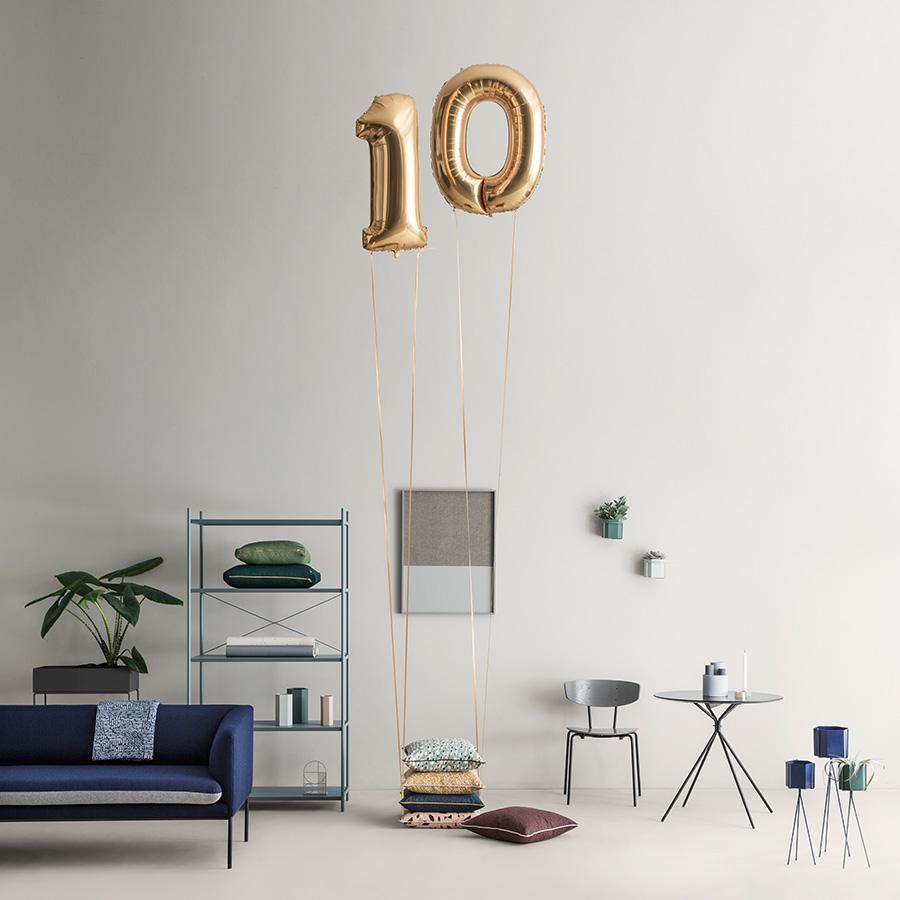 ferm living caf beistelltisch herman online kaufen emil. Black Bedroom Furniture Sets. Home Design Ideas