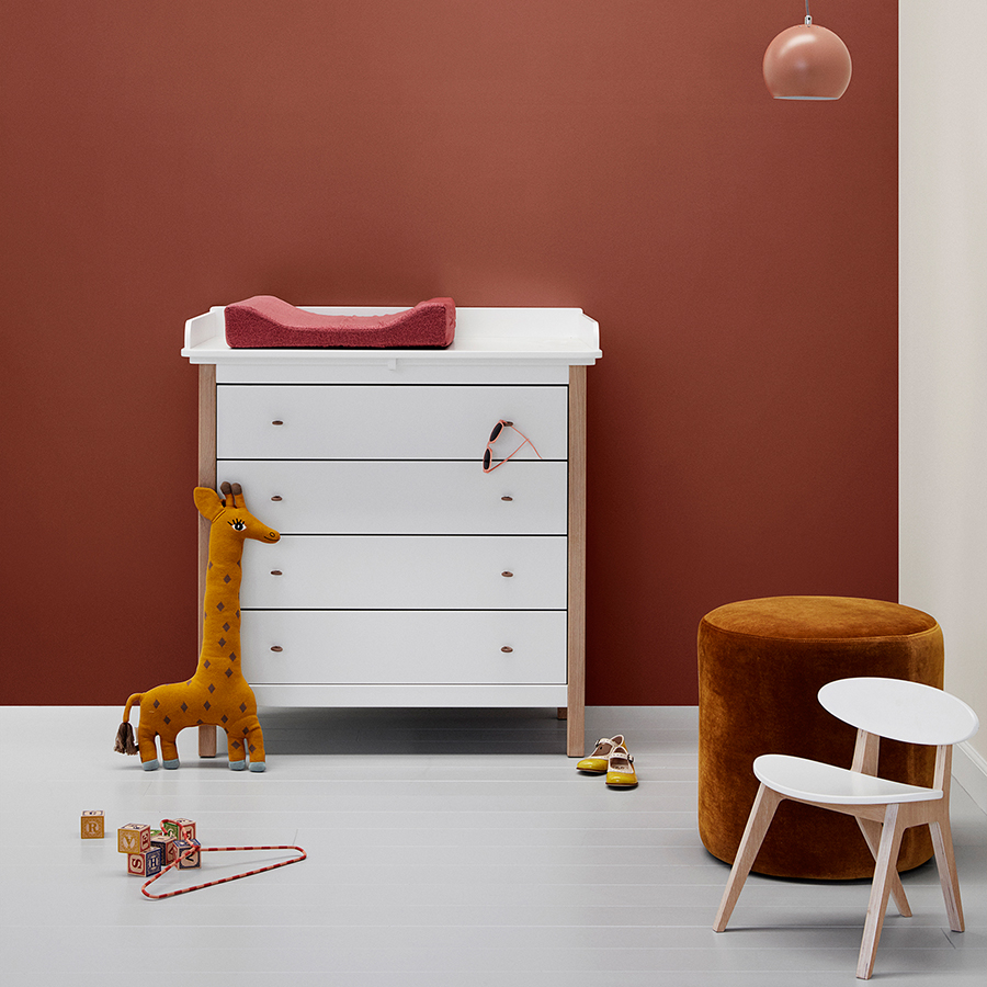 oliver furniture wickelkommode wood set online kaufen emil paula. Black Bedroom Furniture Sets. Home Design Ideas
