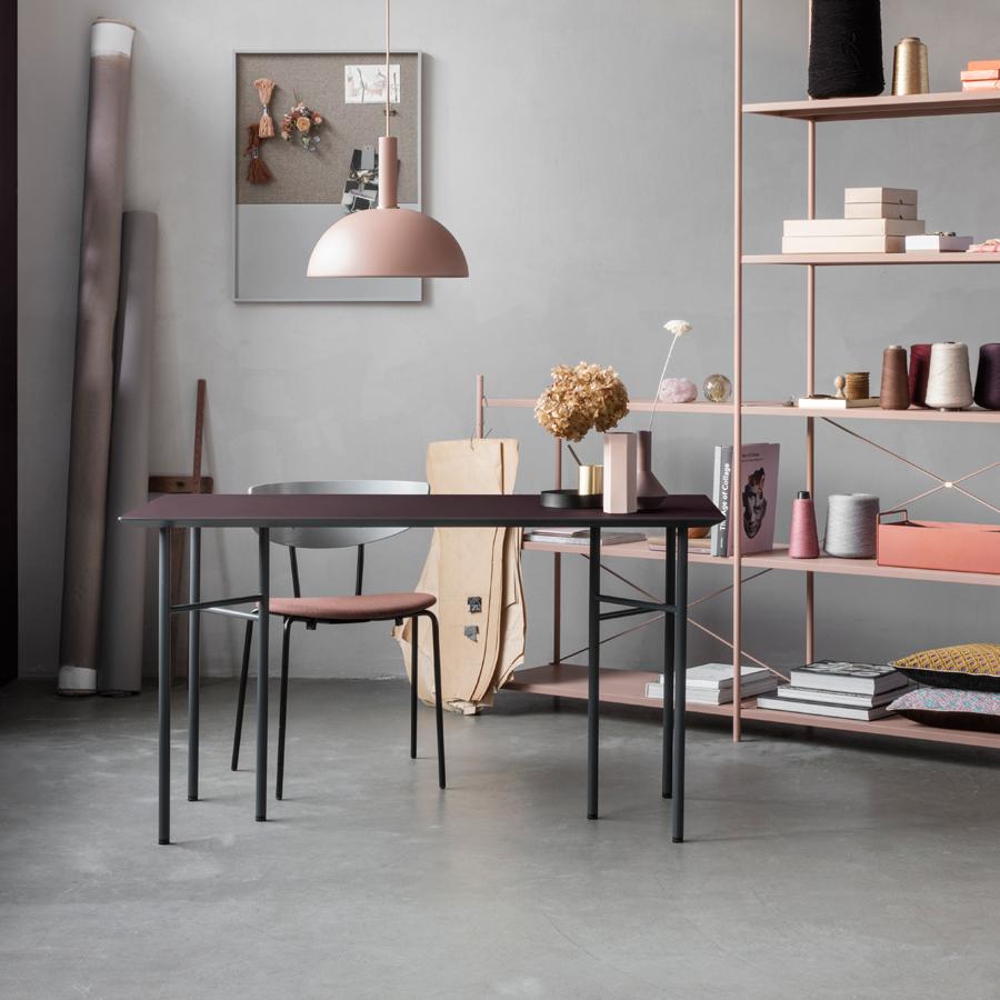 ferm living tischplatte mingle bordeaux in verschiedenen gr en online kaufen emil paula. Black Bedroom Furniture Sets. Home Design Ideas