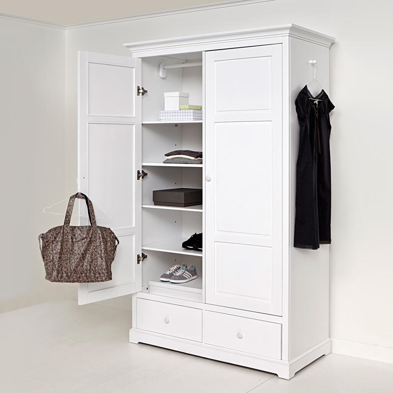Weiße Kleiderschränke | jamgo.co