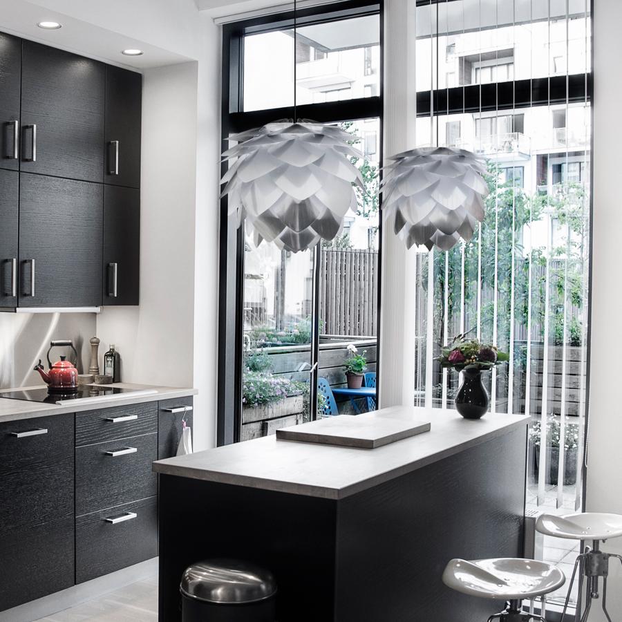 vita copenhagen lampenschirm silvia steel online kaufen emil paula. Black Bedroom Furniture Sets. Home Design Ideas